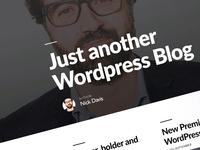 JustAnotherBlogTheme