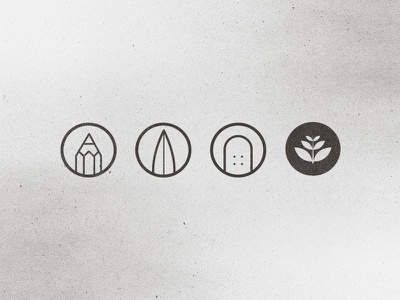Simple Icons icons texture