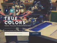 True Colors Screenprinting