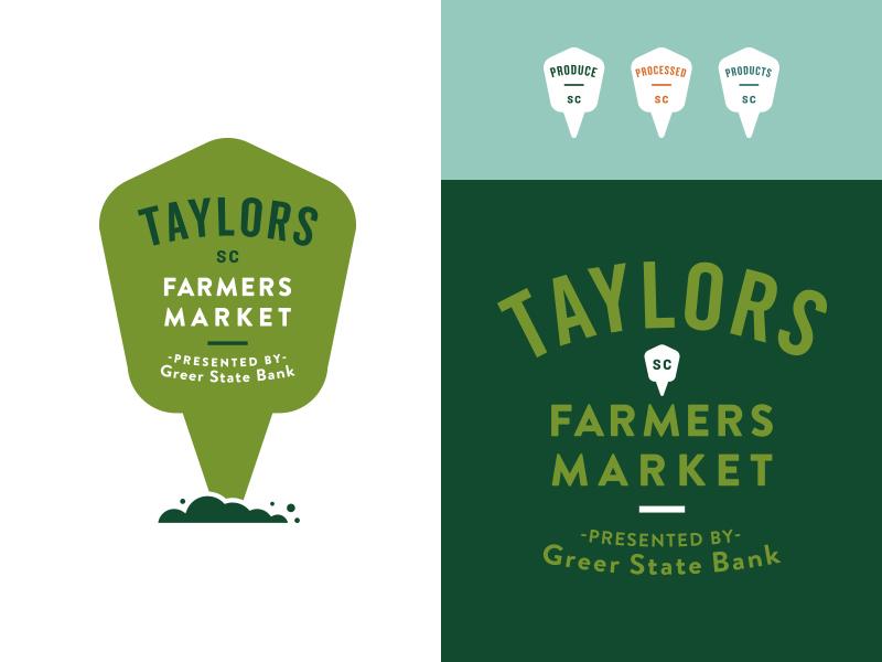 Taylors Farmers Market market farmers garden-label produce tag destination sc dirt farmers-market