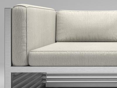 Outdoor Furniture Set vray furniture rendering render modeling archviz 3ds max