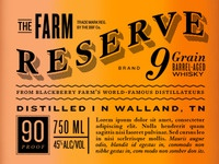 1 of many concepts for whisky labeling