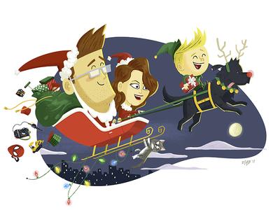 A Very Cobbly Christmas