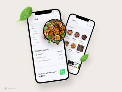 Food App app restaurant chef foodie ios app design mobile app food delivery food app food service ios app product design icons uxdesign ui design ui ux uiux uidesign