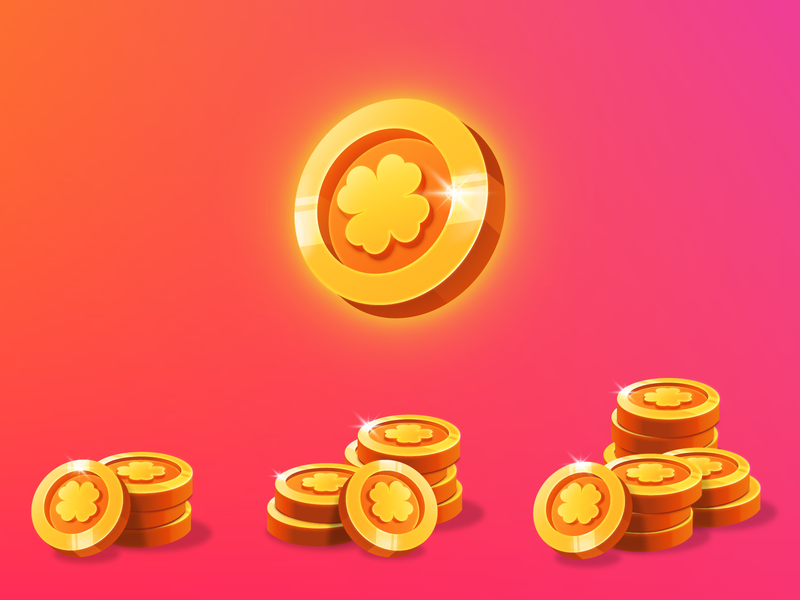 Coins icon game game art currency coins coin ui gui