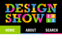 AU Design Show Mobile Header