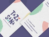 Taza Sana Cards