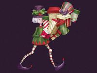 Merry Xmas, dears!