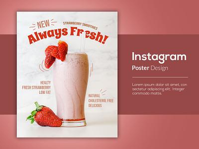 Instagram Poster Design instagram posts instagram template social media branding instagram stories instagram banner design social media design instagram post instagram socialmedia