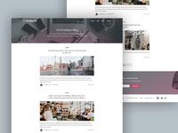FindOpen blog page