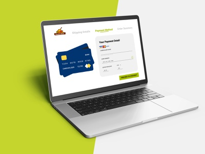 Daily UI Day2: Credit card checkout form or page dailyui 002 dailyuichallenge dailyui