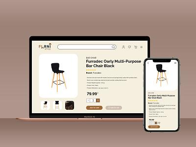 Daily UI Day 12: E-Commerce Shop (Single Item) e-commerce e-commerce shop daily 012 figma dailyuichallenge dailyui
