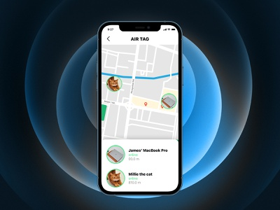 Daily Ui 020: Location Tracker daily 100 challenge dailyui020 location tracker figma dailyuichallenge dailyui