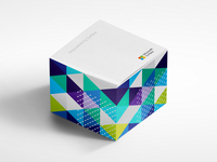 Microsoft Surface Sticky Note Block