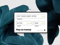 002 – Credit Card