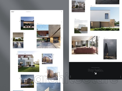 Visuall.info - CGI studio case study mobile design visualization interior design 3d 3d animation grid application website ux ui