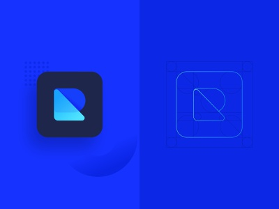 Risk Protector - Branding, App icon sign logo ui  ux ux signup website app logo app icon app finance financial admin branding colorfull desktop desktop app dashboard design