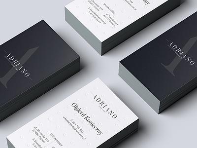 Business Cards touchdesign business card poland design