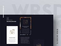WRSDESIGN - UI&UX - webdesign