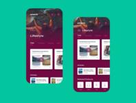 patagonia lifestyle mobile