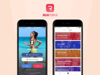 Runtopia App