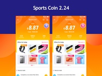 sports coin 2.24
