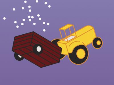 Bumper Crop Tractor
