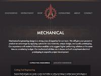 Suprock webpage full