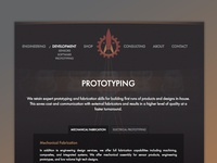 Suprock Technologies Website