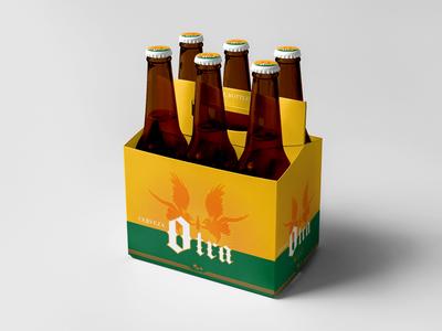 Cerveza Otra Carton + Bottle Caps