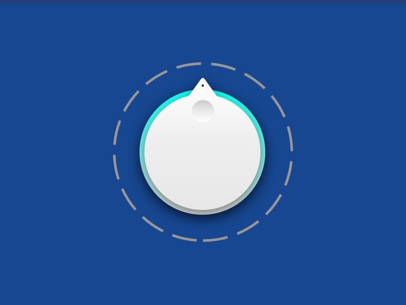 Dial for Washing Machine UI feedback wip dial washing machine
