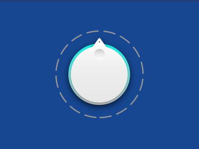 Dial for Washing Machine UI
