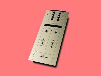 Scratch DJ Mixer vestax mixstick mixer dj scratch