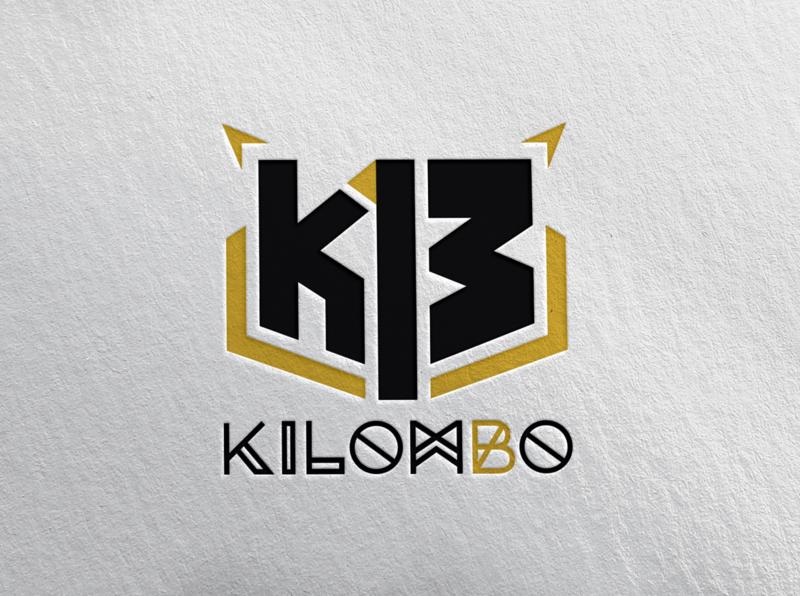 KILOMBO CREW music dancer afrobeat afro dance design logo branding