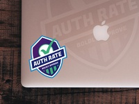 Auth Rate Logo