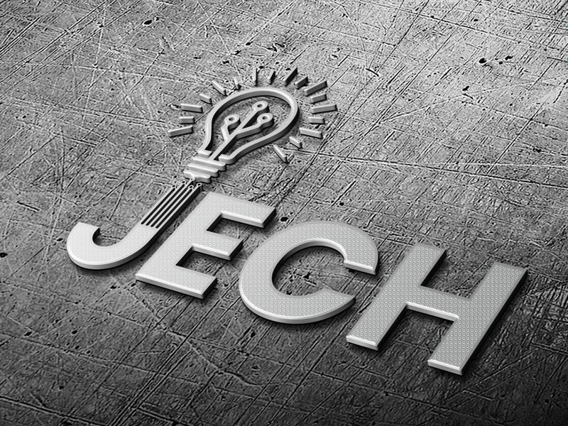 Jubayer It tech Logo tech logo logo design unique logo design unique logo minimalist logo logo