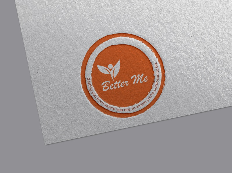 Better Me logo minimalist logo mordern logo unique logo logo mark logo design better me logo
