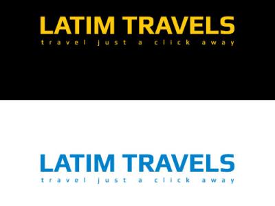 Latim travels logo latim travels modern logo branding logo design unique logo minimalist logo logo