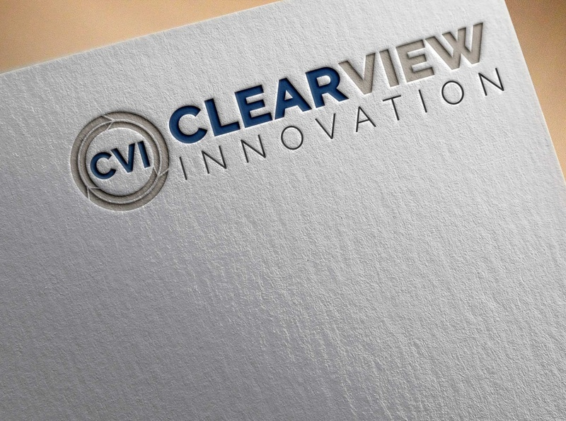 Clear View Logo modern logo logo update digital logo logo design unique logo minimalist logo logo