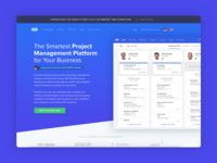 TeamGrid's New Product Page