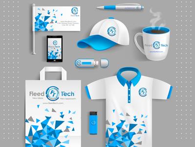 Products Branding fleedtech photoshop graphicsdesign graphics design branding