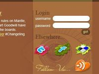 Changeling: Footer