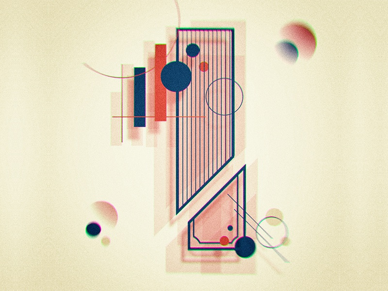 1 - 36 days of type 36days-1 vector typography number 1 lines lettering 36daysoftype illustration type mannheim pommes