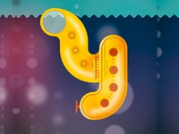 We all live in a 'Y'ellow submarine for 36 days of type