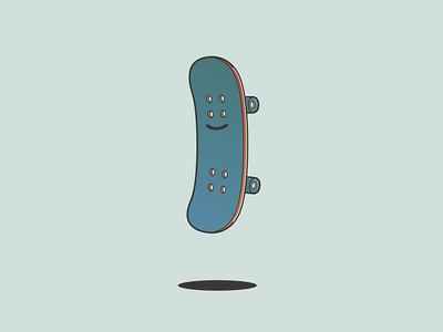 Happy weekend - Happy Skateboard
