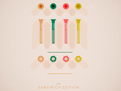 "Hardware setup ""sandwich edition"""