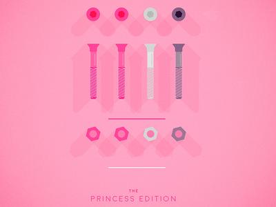 "Hardware setup ""The Princess"""
