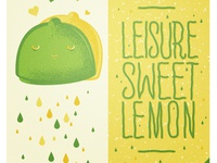 Leisure sweet lemon