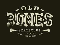 Old Bones Skateclub logo