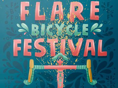 Flare Bicycle Festival Heidelberg